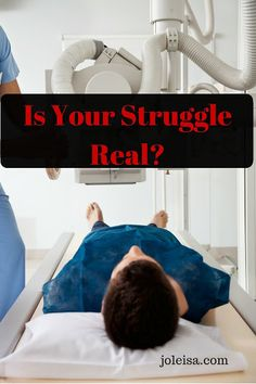 The struggles we face daily are minor compared to what some people face. But facing death, I believe is the moste you made real struggle we will ever face.