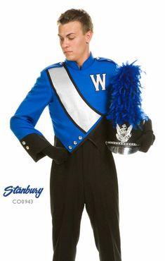 Marching Band Uniforms, Marching Bands, Uniform Ideas, Drummer Boy, Uniform Design, Legally Blonde, Snare Drum, Portrait Poses, Tutu