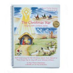 The Christmas Star, book of Christmas songs with CD