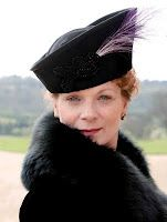Lady Rosamund Painswick, Violet's daughter on Downton Abbey