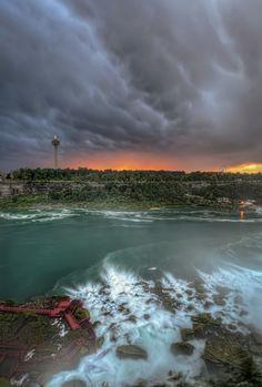 Some Evening In Niagara