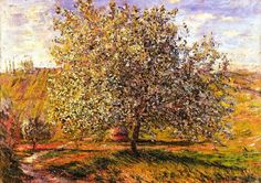 7 Paintings That Will Change The Way You Look At Trees | http://thebrushstroke.com/7-paintings-will-change-way-look-trees/