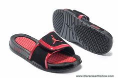 e258f027e83897 Buy Discount Black Gym Red Nike Jordan Hydro 2 Slide Sandal For Sale