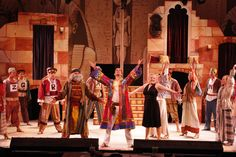 Image detail for -... DePriest Designs Joseph and the Amazing Technicolor Dreamcoat Page
