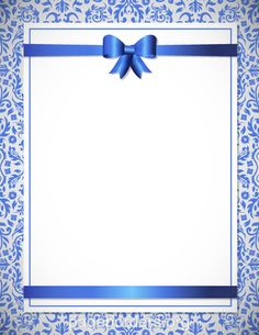 Free blue wedding border templates including printable border paper and clip art versions. File formats include GIF, JPG, PDF, and PNG. Borders Free, Page Borders, Borders For Paper, Borders And Frames, Certificate Background, Picture Borders, Wedding Borders, Printable Border, Create Flyers
