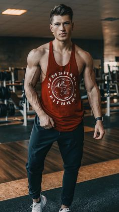 The Legacy Stringer. Wear and build your Legacy with pride. Fitness Facts, Fitness Goals, Fitness Inspiration, Workout, Look Man, Men Closet, Hommes Sexy, Gym Wear, Muscle Men