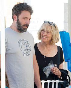 Мама Бена Аффлека опустошена после предательского интервью Дженнифер Гарнер