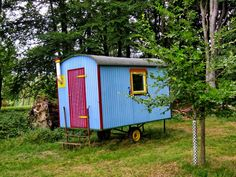 """Shepherd hut construction These """"huts"""" are so intriguing"""