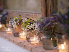 Una boda con olor a lavanda