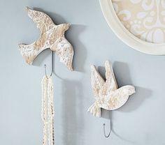 I have these. PB Bird Hooks
