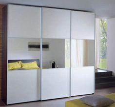 Milano-SL32 modern closet door by Milano Doors