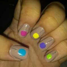 christmas nails! #BeechCreekSalon #Polished2aT