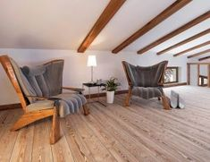 - Small House Interior Design From Home Improvement House Painted Ceiling Beams, Wooden Ceilings, Wood Beams, Narrow Bedroom, Narrow Living Room, Colored Ceiling, White Ceiling, Feng Shui, Traditional Bedroom