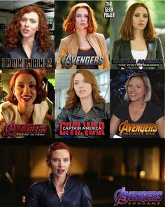 Sie den Look Ihrer Lieblings-Black Widow in den MCU-Filmen aus … the look of your favorite Black Widow in the MCU movies ⤵️ – Iron Man 2 The Avengers Captain America The Winter … – Akilah- # Marvels Avengers 2012, The Avengers, Natalie Dormer Captain America, Captain America Comic, Captain America Black Widow, Black Widow Scarlett, Black Widow Natasha, Captain Underpants, Marvel Women