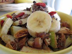 deluxe breakfast bowl