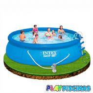 #piscinadesmontable #piscinas 457x107cm #depuradora #intex #playpiscinas #piscinahinchable #piscinainfantil #piscinapvc #piscinaredonda #piscinacuadrada #piscinarectangular #ventadepiscinas #verano2014 #verano #ganasdepiscina  http://www.playpiscinas.com/piscinas-hinchables-17-c.asp