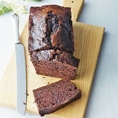 Chocolate Chip Zucchini Bread - Summer Squash and Zucchini Recipes - Cooking Light