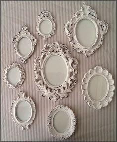 Decorando seu apartamento com espelhos de moldura
