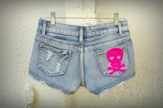 SOLD SOLD SOLD SOLD SOLD Wear Fashion Jeans Hot Mini Denim Short Shorts Skull Mesh Punk Gothic Lolita M  #WearFashionJeans #MiniShortShorts #gothic #punk #lolita #fdenim #shorts #fashion #hipster #trend #style