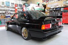 One of the many cars in my FANTASY garage... An E30 M3