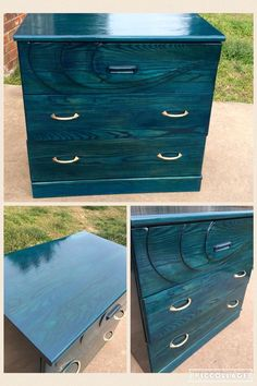 The Easy Way to Add A High-Gloss Stain to Any Piece of Furniture The best way to add to your price How to stain furniture, DIY furniture ideas, DIY furniture, DIY furniture, DIY home decor Refurbished Furniture, Paint Furniture, Repurposed Furniture, Furniture Projects, Furniture Makeover, Home Furniture, Furniture Dolly, Furniture Online, Smart Furniture