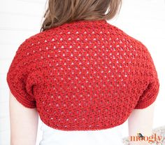 I've always wanted to design a shrug – they're simple in concept and easy to make, but the little details can really make them stand out! This pattern has been months in the design – but takes only afew eveningsto make! Introducing the Scarlett Shrug! Disclaimer: This post includes affiliate links. The Scarlett Shrug features [...]