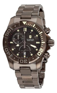 (Limited Supply) Click Image Above: Victorinox Swiss Army Mens Dive Master 500 Stainless Watch - Black Bracelet - Black Dial - 241424 Amazing Watches, Cool Watches, Watches For Men, Wrist Watches, Dream Watches, Men's Watches, Victorinox Swiss Army, Swiss Army Watches, Army Men
