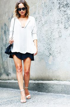 The Top 10 New York Fashion Bloggers via @WhoWhatWear