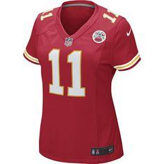 36e71deac Kansas City Chiefs Women s Nike Alex Smith Game Jersey Red - Kansas City  Chiefs… Smith