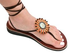 Sseko sandal accessories - love them! $24.00