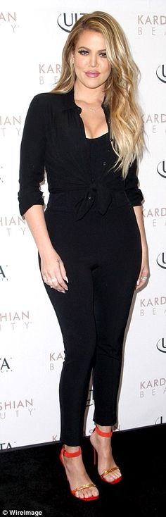 Looking good: The 30-year-old star showed off her thick luscious blonde locks which had be...