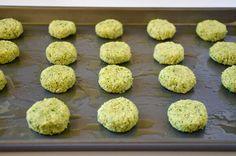 Homemade Baked Falafel Recipe