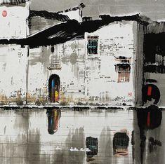 画家汪钰元的水彩作品(一) - 北京瑞丰达文化 - 北京瑞丰达文化艺术