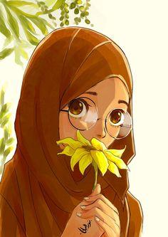 Flower by yana8nurel6bdkbaik.deviantart.com on @DeviantArt #islam #nature