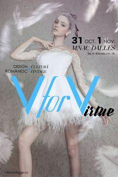 V for Virtue / V for Vintage Culture, Vintage, Disney Princess, Disney Characters, Movie Posters, Design, Film Poster, Vintage Comics