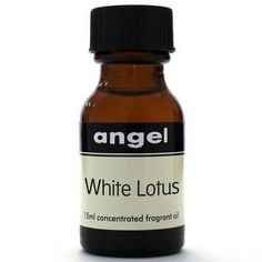 White Lotus 15ml Oil by Angel Aromatics   15ml Concentrated Fragrant Oil. The product link is http://www.angelaromatics.com.au/all/White-Lotus-aroma-oil-fragrance