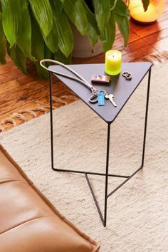 Shop Triangle Side Table at Urban Outfitters today. We carry all the latest styles, colors and brands for you to choose from right here.