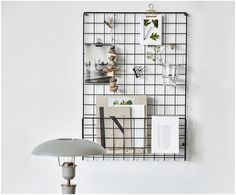 Die 19 besten bilder von gitter pinnwand schreibtisch ecke heimb ro und minzfarbenes schlafzimmer - Pinnwand gitter ...