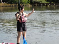 Once you get your water legs, relaxing on the paddleboard comes naturally.