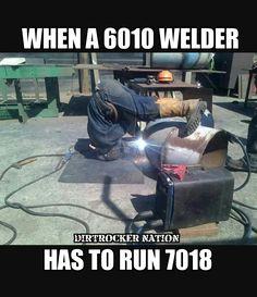 Welding is life Welding Memes, Welding Funny, Welding Trucks, Welding Rigs, Mig Welding, Welding Art, Metal Projects, Welding Projects, Welding Ideas