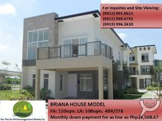 Type of property: House for sale (110sqm, 4BR; Imus, Cavite) Broker: On The Go Phil. Mgt. & Realty Co Find PRICE here: http://www.myproperty.ph/properties-for-sale/houses/imuscity-cavite/two-storey-single-attached-house-for-sale-in-imus-cavite-626154?utm_source=pinterest&utm_medium=social&utm_campaign=listing #Philippines #RealEState