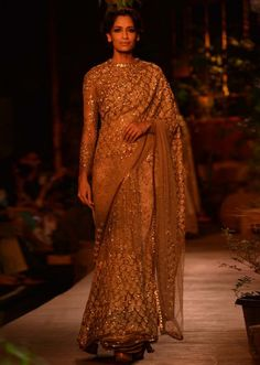 Sabyasachi Collection at  PCJ Delhi Couture Week 2013 S78