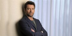 Hugh Jackman Meets Former Student On The Red Carpet