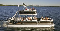 Premier Pontoons | Boundary Waters