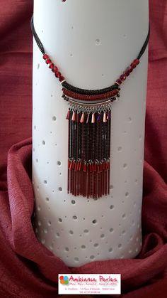 AMBIANCE PERLES atelier création bijoux accessoires (ambianceperlesblog@gmail.com) Vannes Morbihan - Loisel Katia - http://ambiance-perles.blogspot.fr/  ATELIERS & COURS  Je vous forme à réaliser vos propres bijoux !  Vos perles et accessoires sont dans ma boutique !