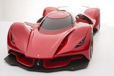 Ferrari Piero T2 Stradale by Marcello Raeli