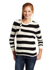 Oneill Juniors Rampage Yarn-Dye Sweater Knit