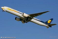 IMG_0693 Jet Airways Boeing 777-35RER VT-JEC