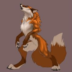Anthro Male Wolf ♥ thedeliciousness.net (18+) ♥