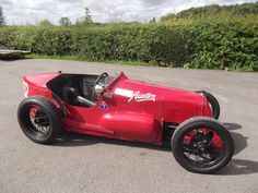 1929/32 Austin 7 Race Car, VSCC accepted SOLD